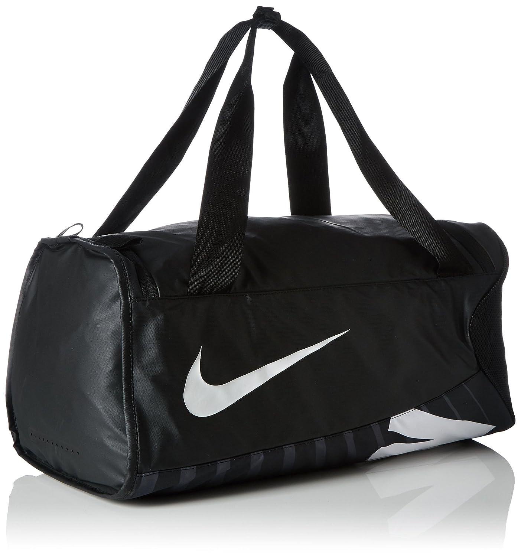 779e50ec0a Nike Alpha Adapt Sac de Sport (Petit Format) Mixte Adulte, Black/White,  53.5 x 28 x 25.5 cm: Amazon.fr: Sports et Loisirs