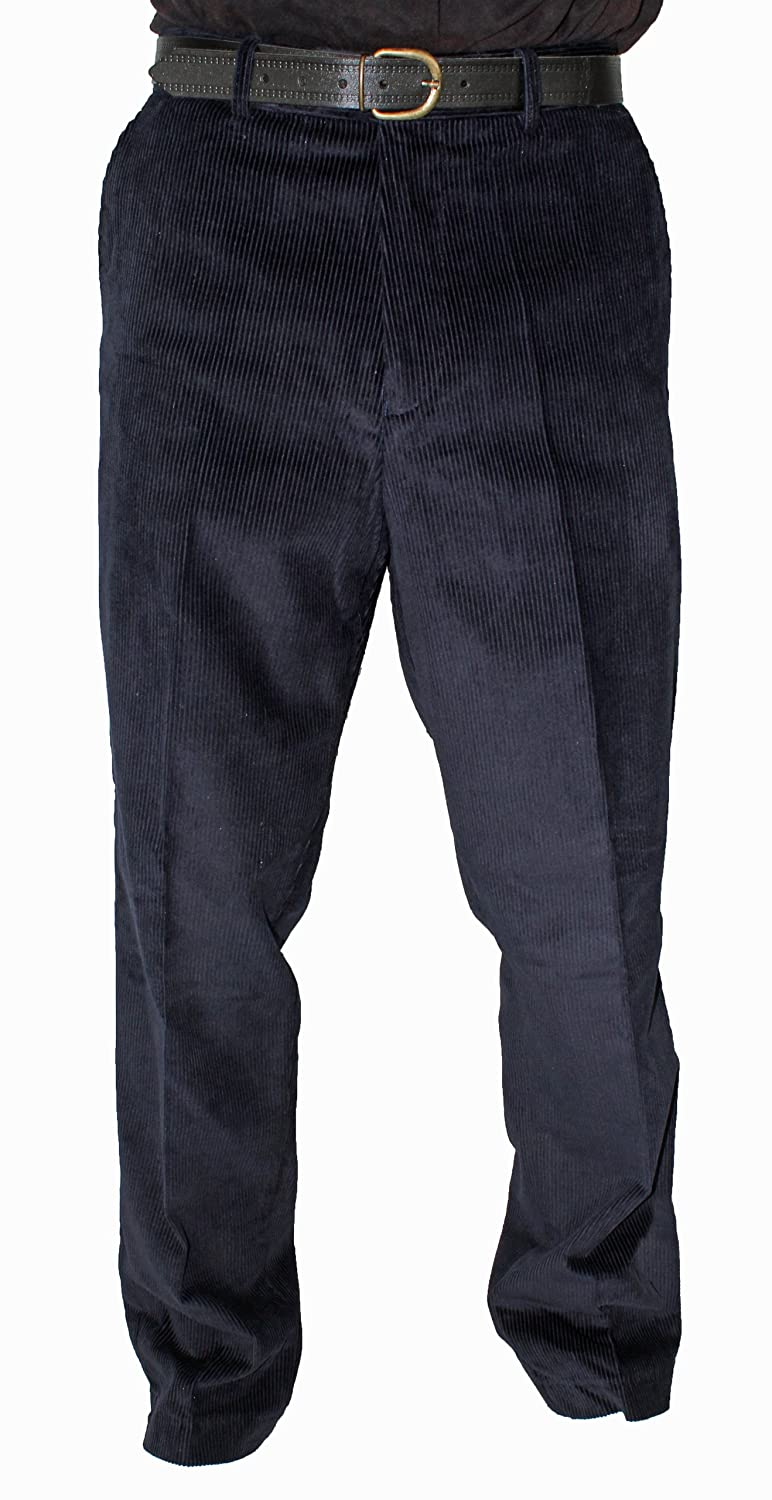 Brand New Mens Cord Trousers Corduroy Cotton All Sizes 5 Colours 31 Jeans Pingu Inside Leg Clothing