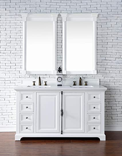 Amazoncom James Martin Furniture Providence 60 Double Vanity
