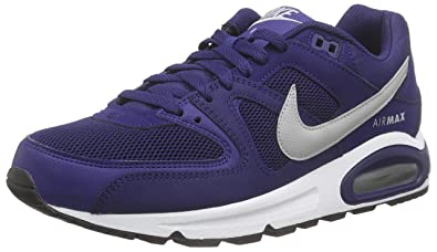 pretty nice 7ec02 327da ... top quality nike air max command running shoes royal blue wolf grey  white 10 0a071 94d56