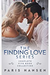 The Finding Love Series: Complete Five Book Collection Kindle Edition