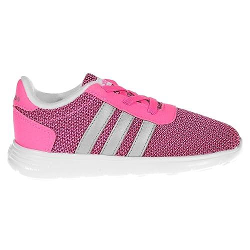 adidas - Zapatillas de Lona para niña Rosa Rosa: Amazon.es: Zapatos y complementos