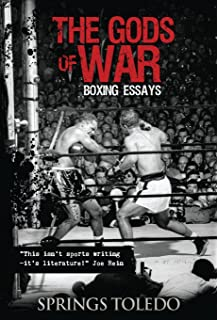 essay on boxing in english
