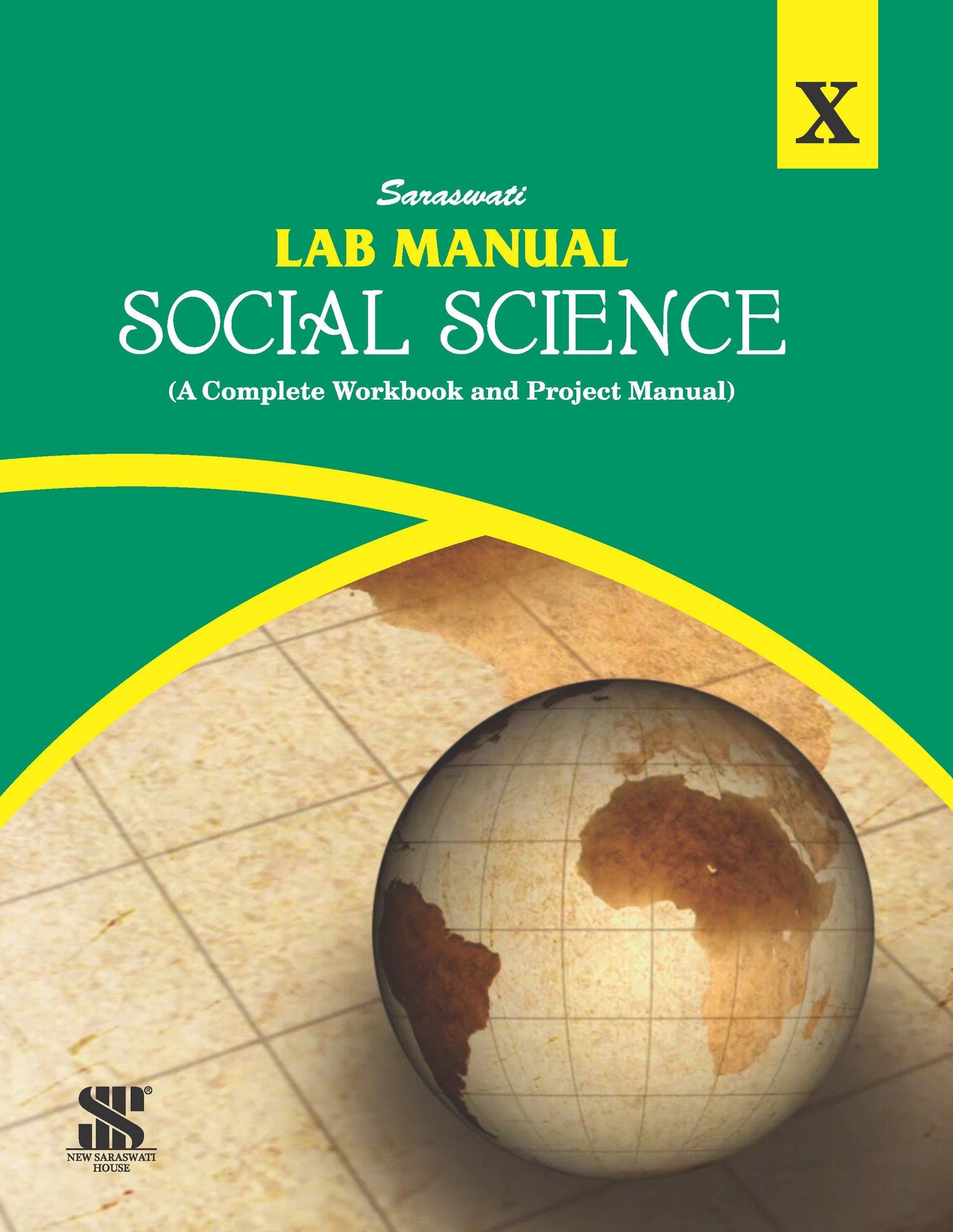 Lab Manual Social Science Class 10: Educational Book: Amazon.in: Arti  Arora: Books