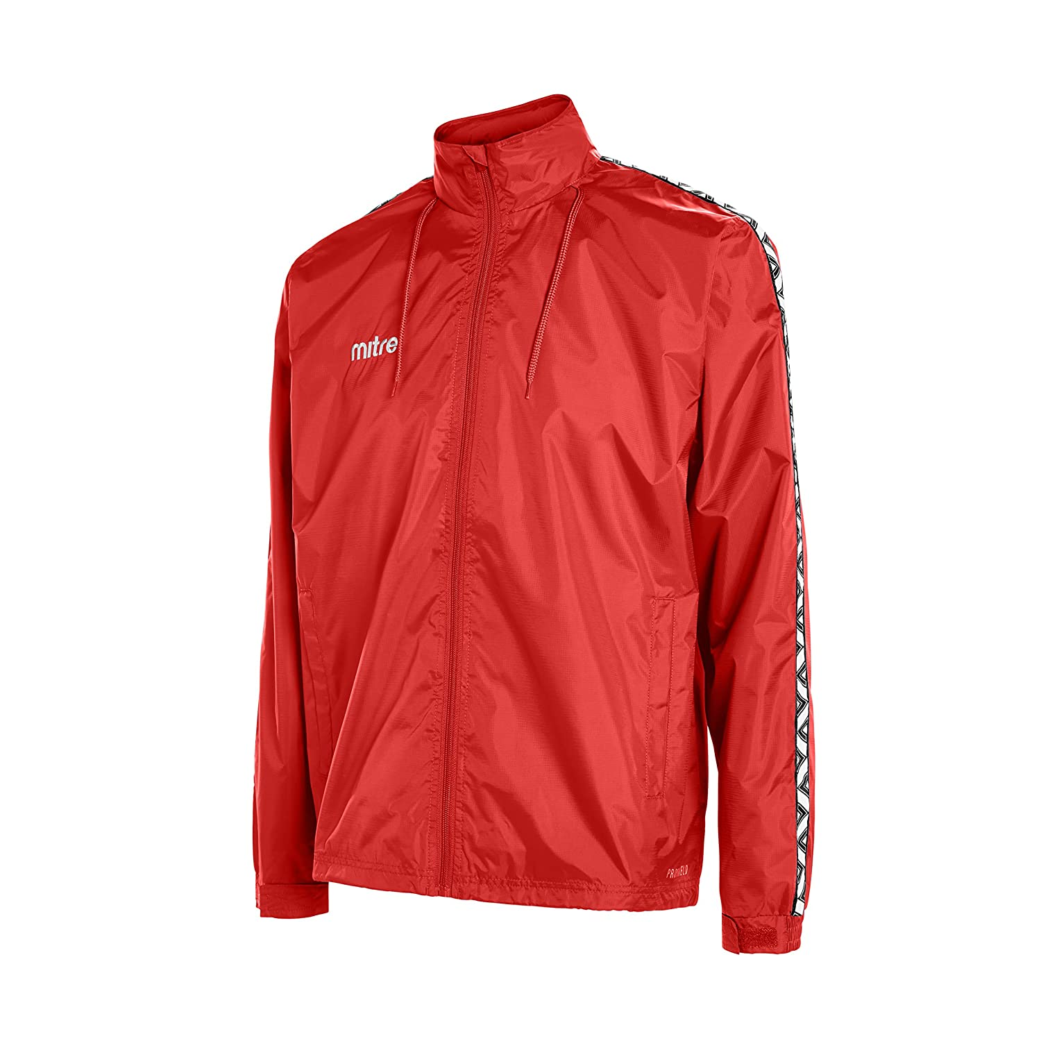 4b379a82ab Mitre Delta Football Training Rain Jacket  Amazon.co.uk  Sports   Outdoors