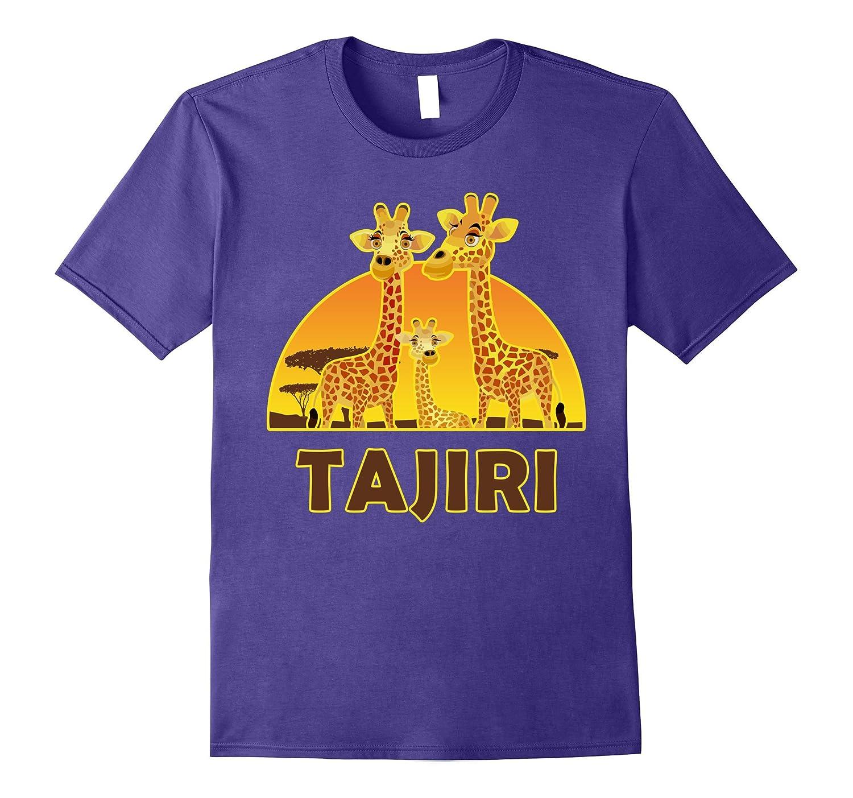 Tajiri The Giraffe April Oliver I Survived Watch Shirt-Vaci
