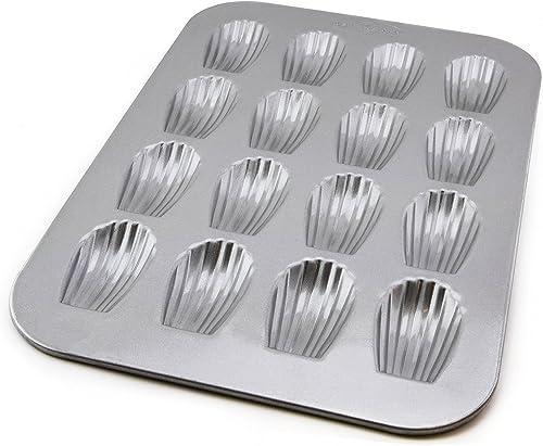 USA Pan Bakeware Madeleine