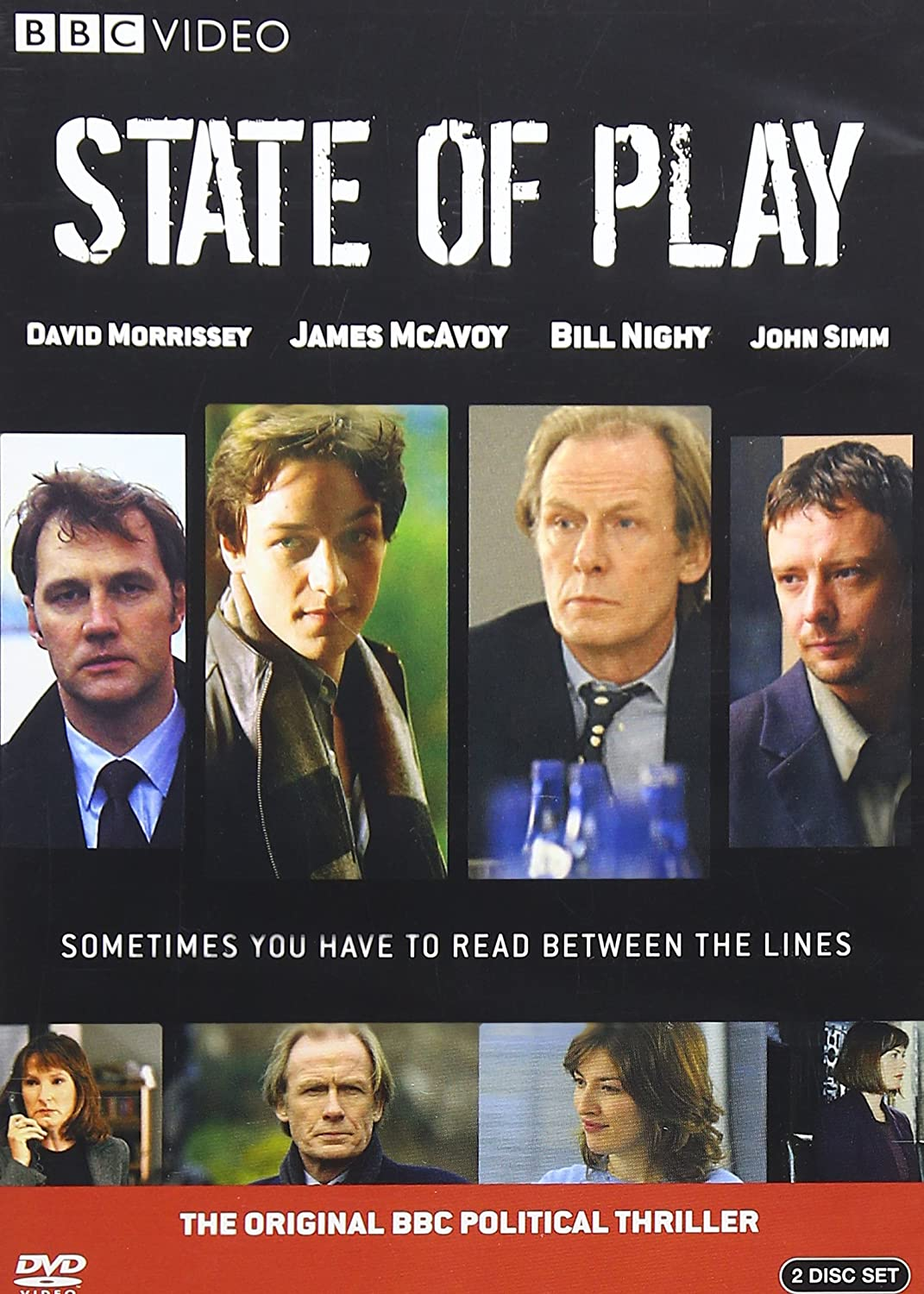 State of Play (BBC) Various BBC Home Entertainment 3341406 British TV