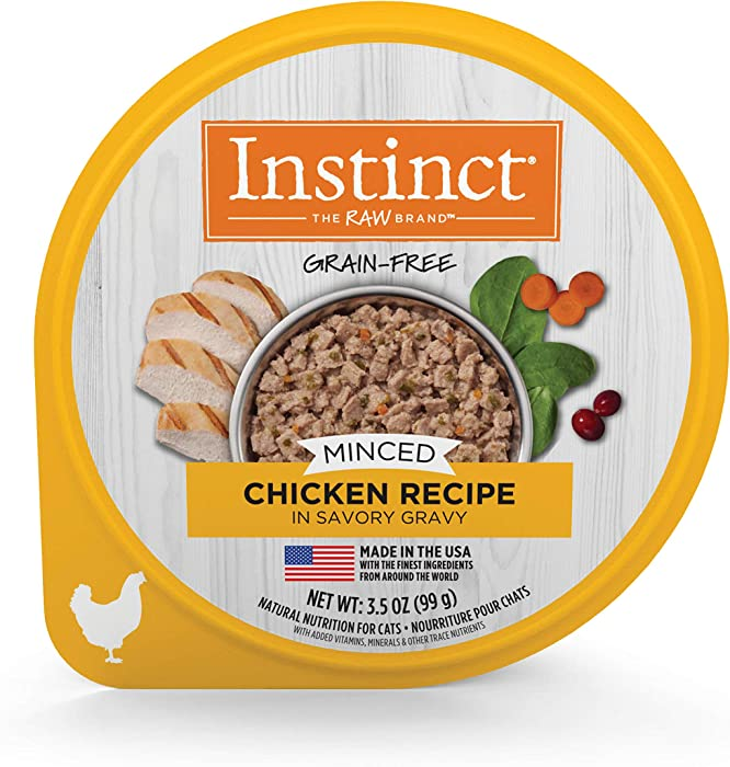 Top 10 American Journey Minced Chicken Cat Food