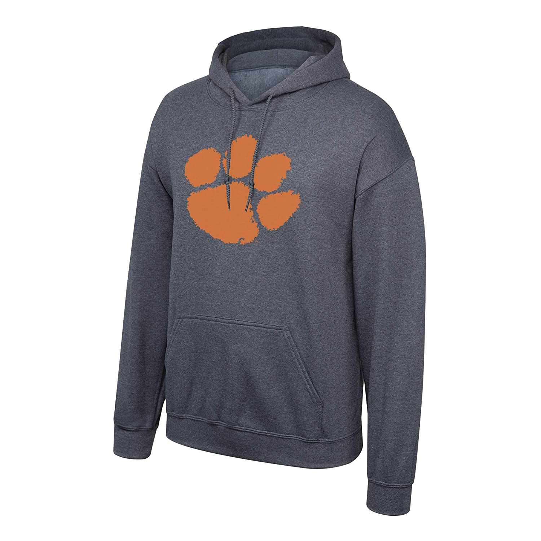 Elite Fan Shop Mens Hoodie Sweatshirt Dark Heather Icon