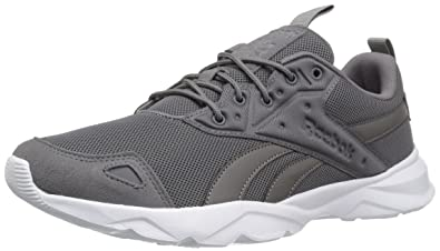 28e613de0e1 Reebok Men s Royal Blaze Fashion Sneaker Shark Ch Solid Grey White 10.5 ...