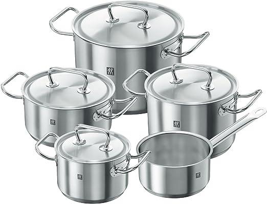 ZWILLING J.A TWIN® Classic 5 pcs HENCKELS Cookware set