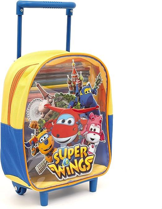 Giochi Preziosi Sac à dos Trolley SUPER WINGS Sac à dos