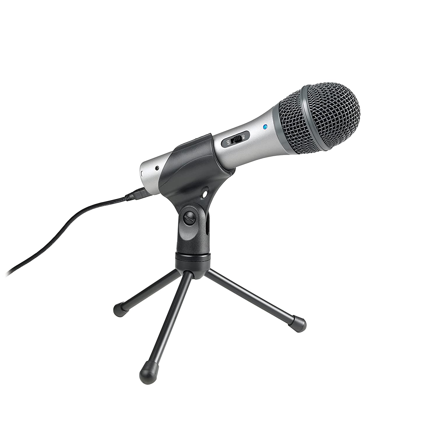 Наушники Audio-Technica ATR2100-USB Cardioid Dynamic