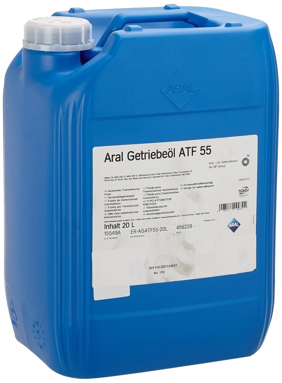 ARAL 15549A Getriebeö l ATF 55 20L