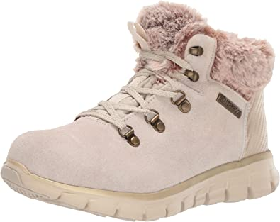 Synergy-Short Waterproof Lace Up Boot