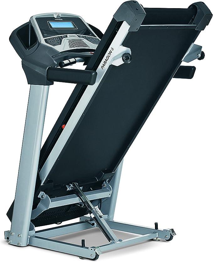 Horizon Fitness Paragon 6 Cinta de Correr, Unisex Adulto, Plata ...