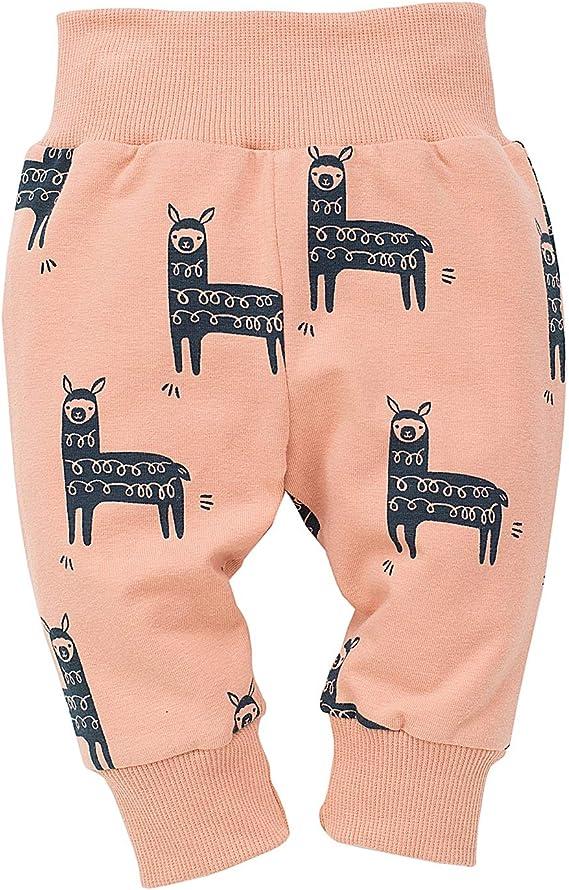 Pinokio - Happy Llama - Leggings para bebé - 95% algodón con ...