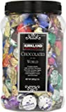 Kirkland Signature Premium Chocolates of the World Assortment Jar, 2 lb