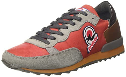 Unisex Adults 4461107 Low-Top Sneakers, Red Invicta