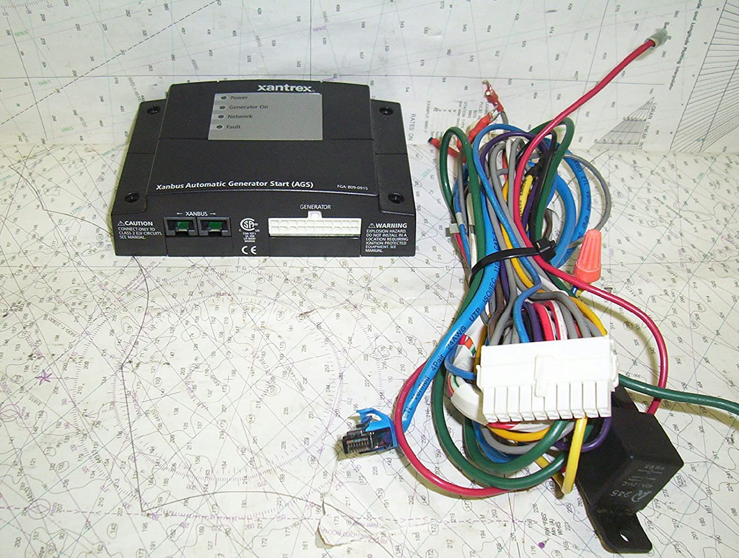 81 tsx50JyL._SL1500_ amazon com xantrex 809 0915 freedom sw xanbus automatic Wire Harness Assembly at n-0.co