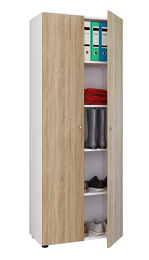 mehrzweckschrank f r staubsauger test bestseller vergleich. Black Bedroom Furniture Sets. Home Design Ideas