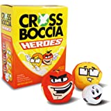SCHILDKRÖT FUN SPORTS CROSSBOCCIA-DOUBLE-PACK HEROES, Des