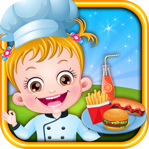 baby cooking - 5