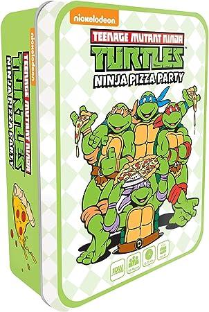 IDW Games Teenage Mutant Ninja Turtles: Ninja Pizza Party, Multicolor