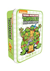 IDW Games Teenage Mutant Ninja Turtles: Ninja Pizza Party, Multicolor