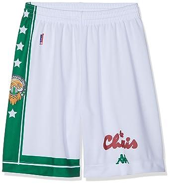 ESSM Le Portel - Pantalón Corto Oficial de Baloncesto para ...
