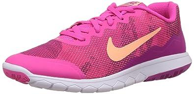 Nike Women's Flex Experience Run 4 Premium Running Shoe Pink/Fuchsia/White/ Sunset