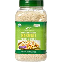 Chef's Choice Organic Basmati White Rice 1 kg