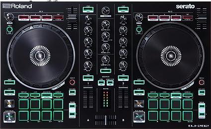 Roland DJ 202 - DJ Controller: Amazon in: Electronics