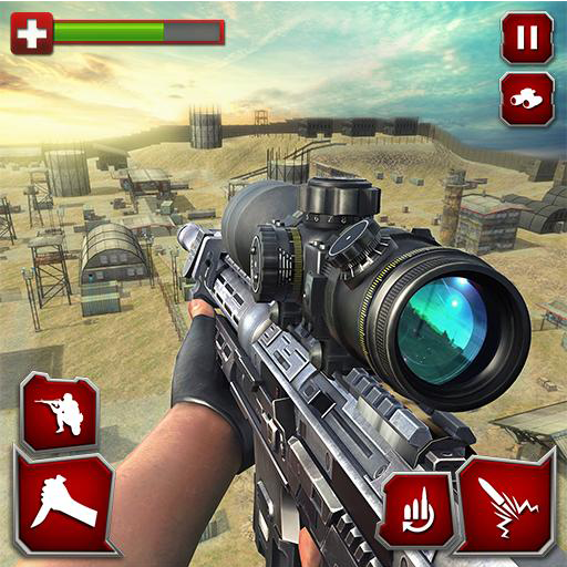 Sniper Assassin Attack  Army Battle Simulator Game