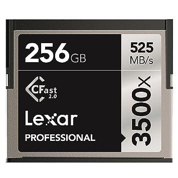 Amazon.com: Lexar Professional 3500 X tarjeta de memoria ...