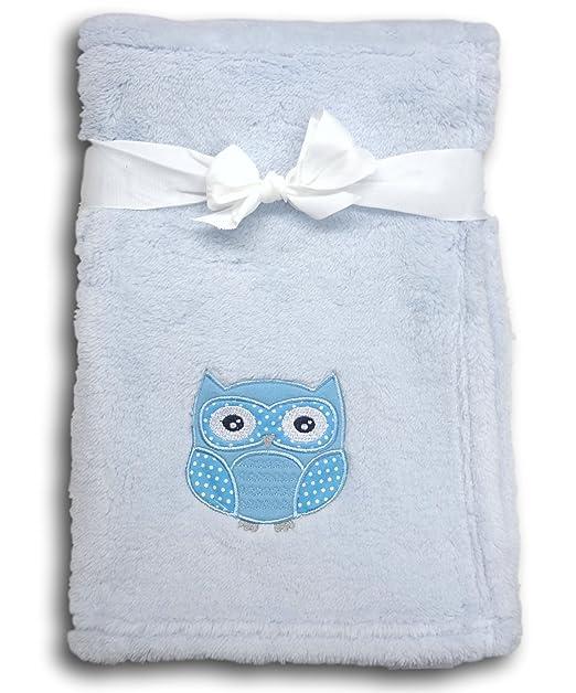 Amazon.com: Best bordado bebé recién nacido la Primera manta ...