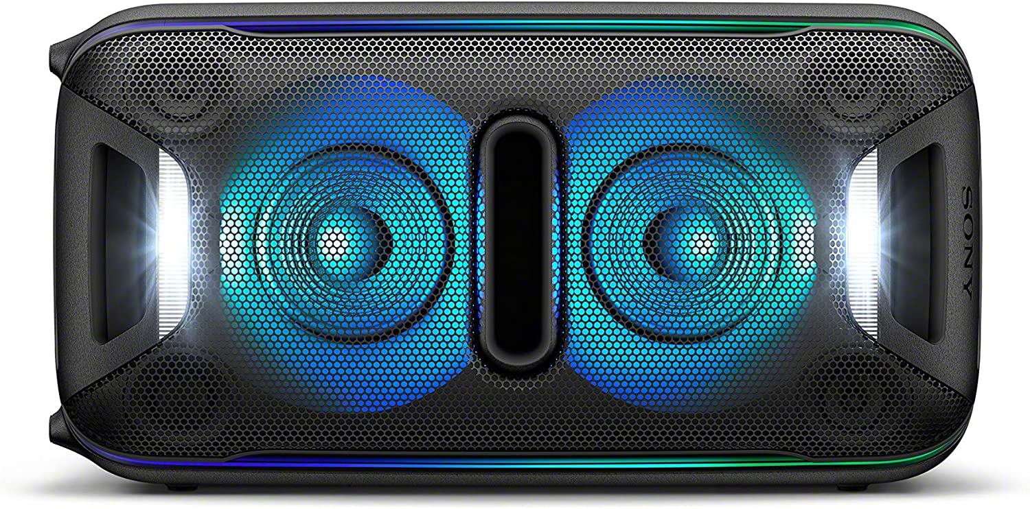 Sony XB72 High Power Home Audio System with Bluetooth Technology GTK-XB72 Black