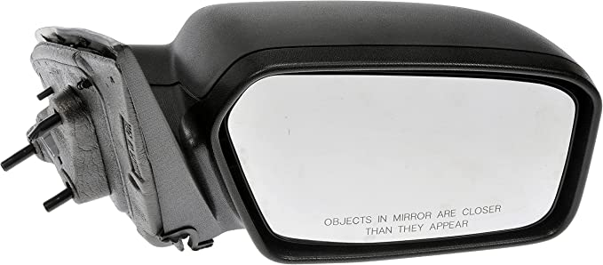 Heated for Select Ford Black Dorman 955-499 Driver Side Power Door Mirror Mercury Models