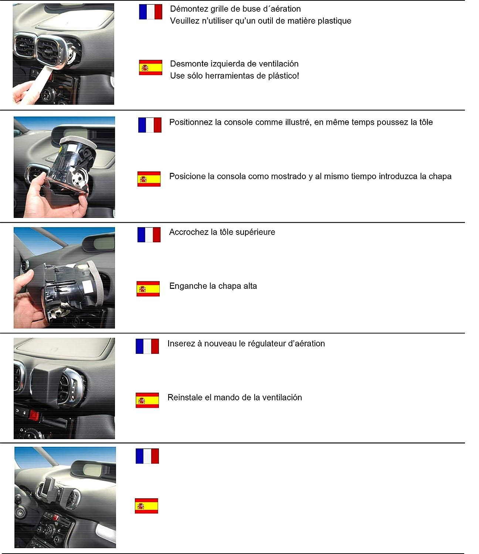 De NavigationlhdPour Citroën Modèles Picasso C3 05 Console Kuda K3JcuFTl1