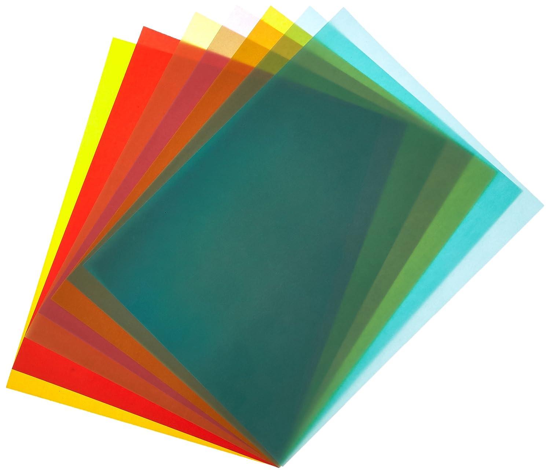 Amazon.com: Sax BCG-K-023 Wyndstone Colored Vellum Paper, 8-1/2\