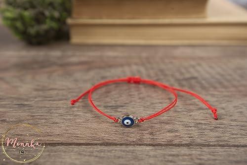 Unisex Kabbalah Bracelet Men Blue Evil Eye Evil Eye Bracelet Baby Women Red String Bracelet Celebrity Style Best Friend Gift Lucky