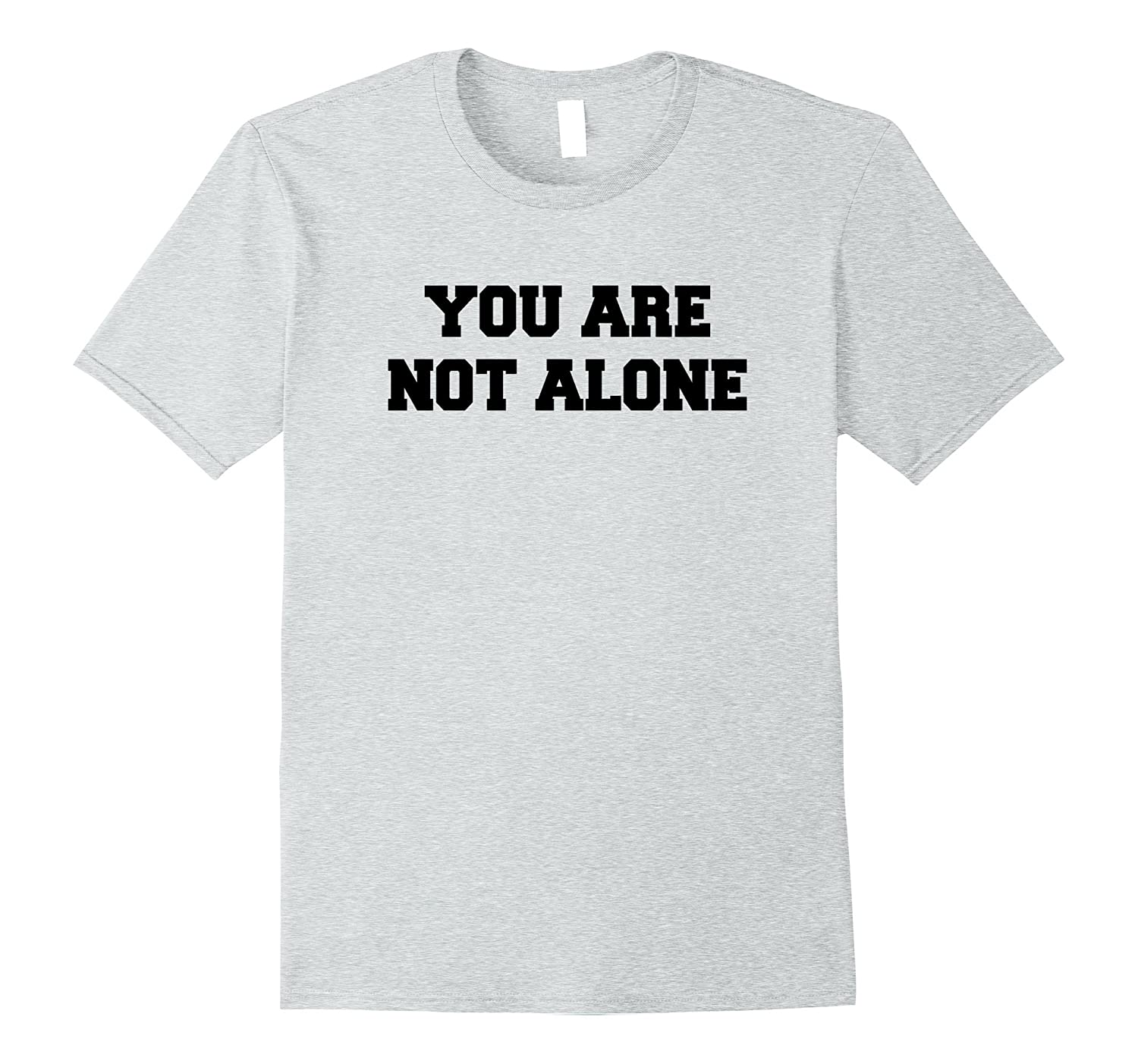 suicide you are not alone essay Coeur d'alene, idaho - you are not alone: you are not alone: how to talk about suicide with your kids go to msn home go to msn.