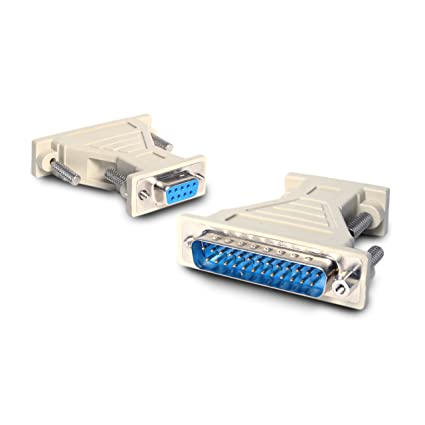 StarTech.com DB9 to DB25 Serial Cable Adapter - F/M (AT925FM) on