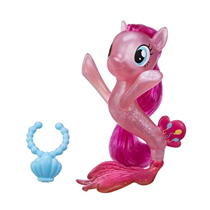 Toys & Hobbies Rarity My Little Pony The Movie Land & Sea Fashion Style Ponies Playset Licensed