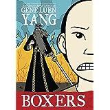Boxers (Boxers & Saints, 1)