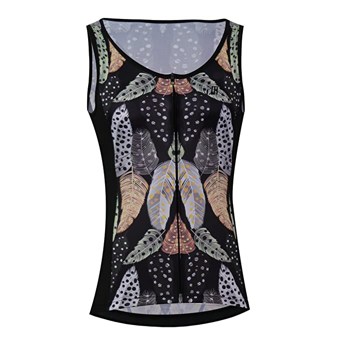 f45e64e71a2ed zm Summer Vest Cycling Jersey Sleeveless Black Roses Women Wear Cycling  Vest  Amazon.ca  Clothing   Accessories