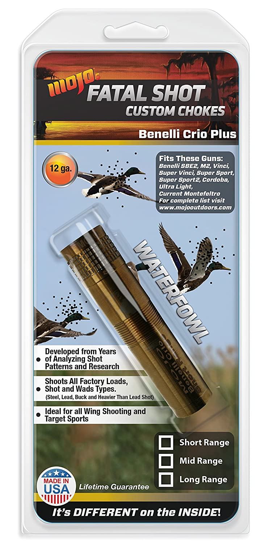 MOJO Outdoors Fatal Shot Custom Waterfowl 12 Gauge Choke Tube