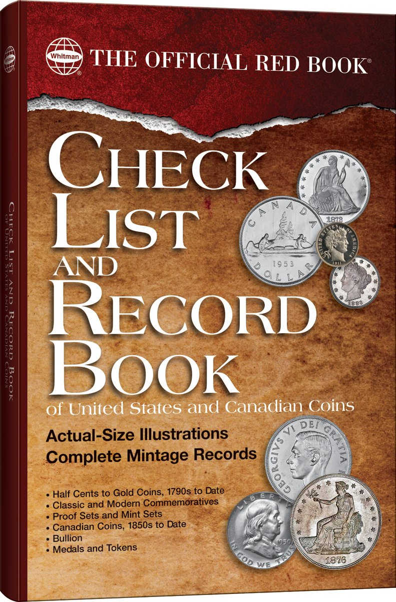 Read Online Check List and Record Book of United States and Canadian Coins ebook