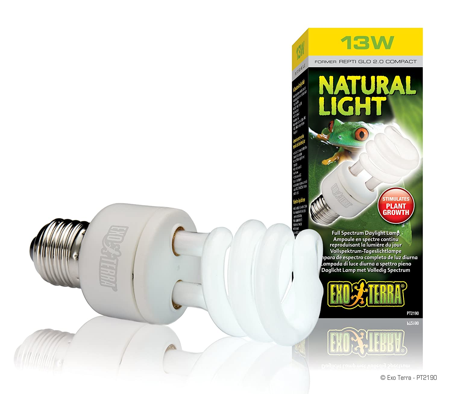 Which fluorescent lamps are suitable for plant lighting 60